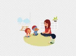 板凳卧室房间幼儿园小餐做小孩学