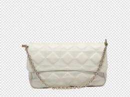 古缇白色钱包