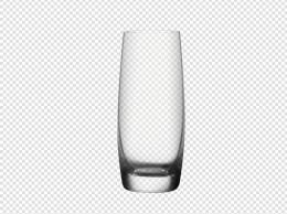 酒杯实物果汁杯海波杯玻璃酒杯